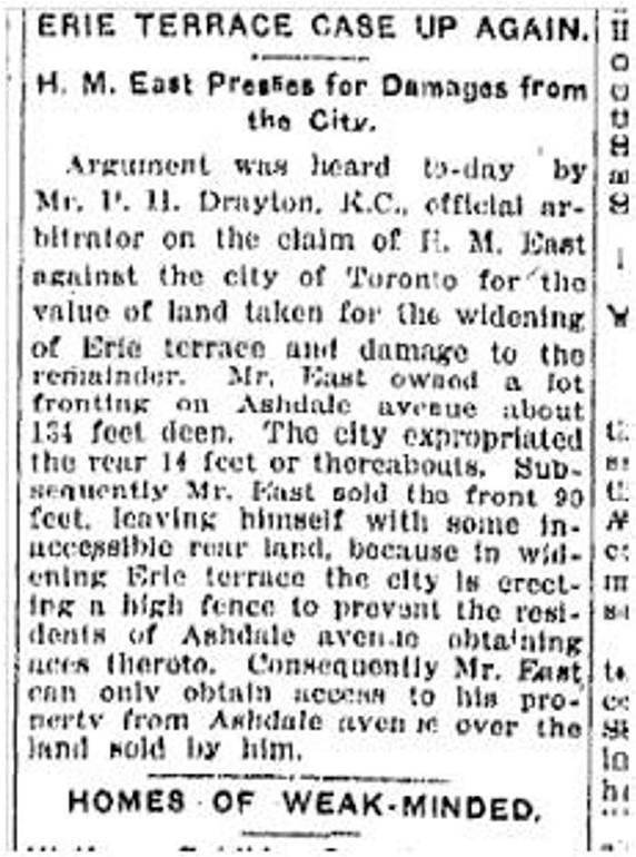 Toronto Star, March 23, 1916