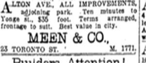 Toronto Star, Sept. 24, 1919