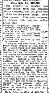 Toronto Star, Oct. 17, 1919