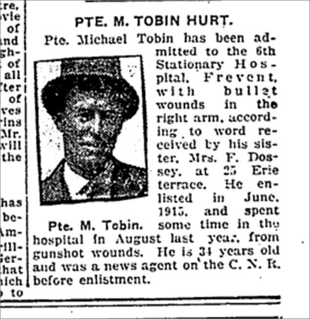 Toronto Star, June 24, 1918