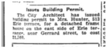 Toronto Star, Dec. 16, 1918