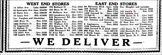 Toronto Star. May 8, 1924