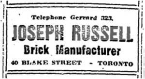 Toronto Star, Dec. 6, 1915