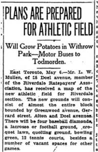 Toronto Star, May 6, 1920