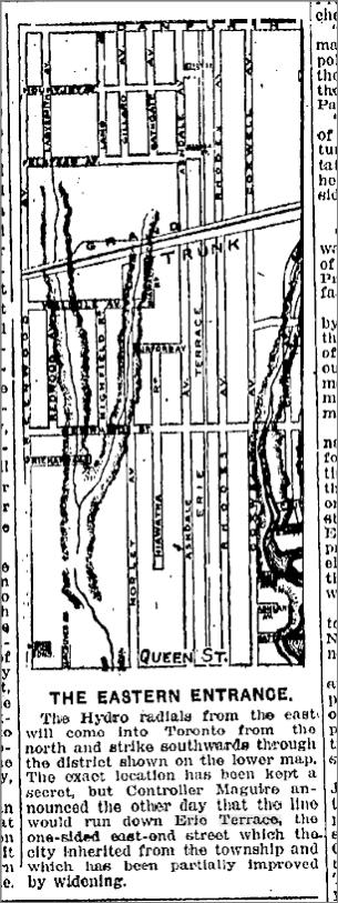 Toronto Star, Nov 14, 1919