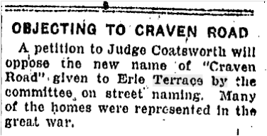 Toronto Star, Jan 14, 1924