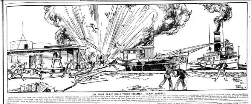 Toronto Star, July 24, 1934
