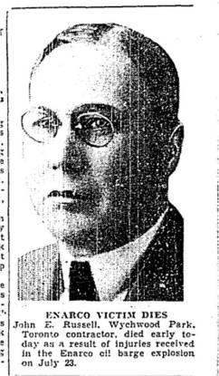 Toronto Star, Sept. 15, 1934