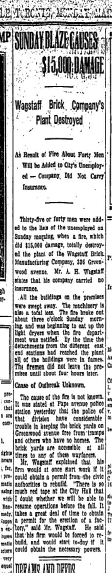 Globe, March 15, 1915