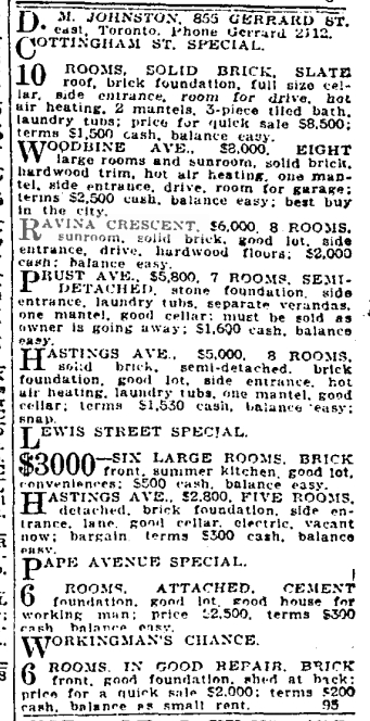 Globe 10 July 1920