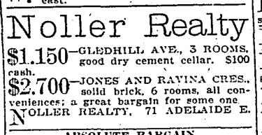 Toronto Star, April 23, 1915