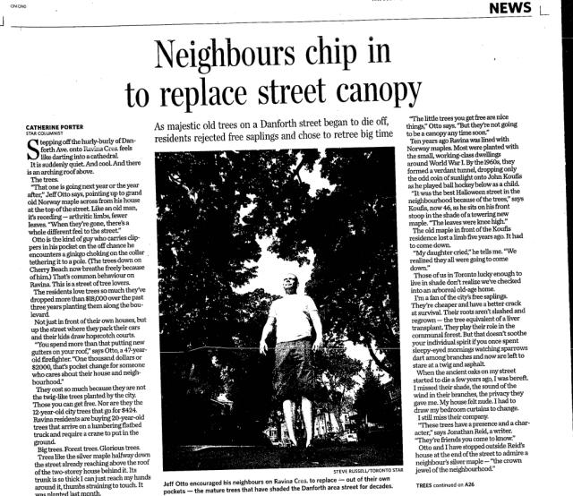 Toronto Star, Sept. 11, 2010