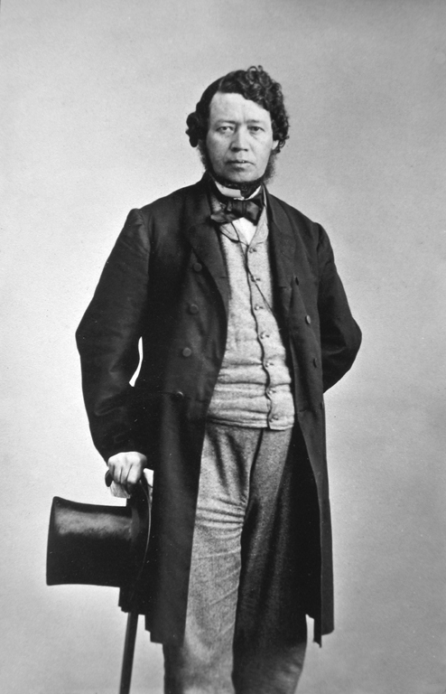 Thomas D'Arcy McGee Photograph William Notman - Library and Archives Canada