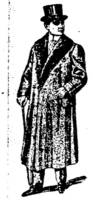 A gentleman from an ad in The Toronto Star, Dec. 16, 1909.