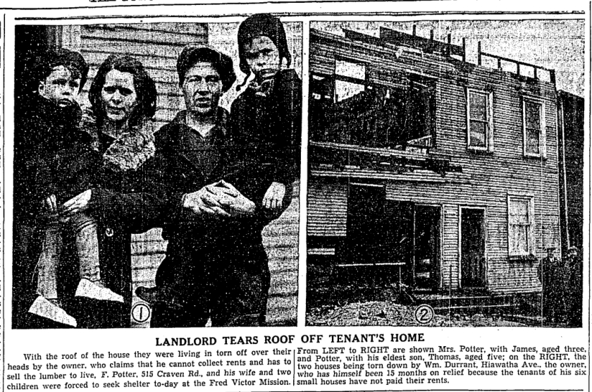 Toronto Star, Jan. 9, 1935