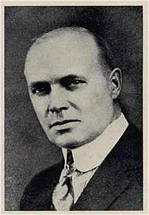 William Wesley Hiltz Toronto Mayor January 1924 – January 1925