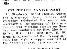 Toronto Star, May 20, 1930