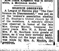 Toronto Star, March 12, 1931