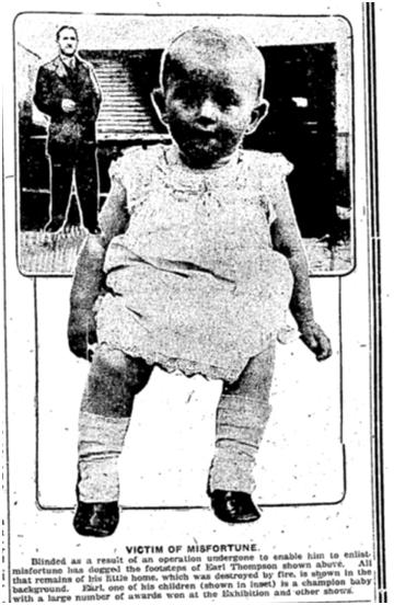 19200115TS Victim of misfortune fire Erie terrace