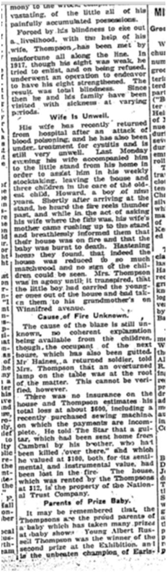 19200115TS Victim of misfortune fire Erie terrace3