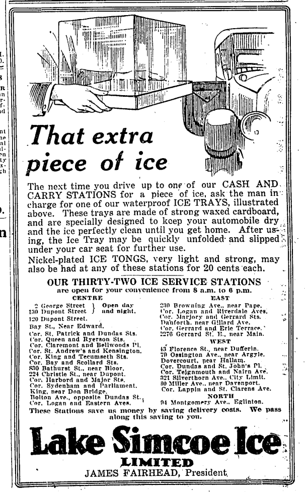 19230719GL Ice service station