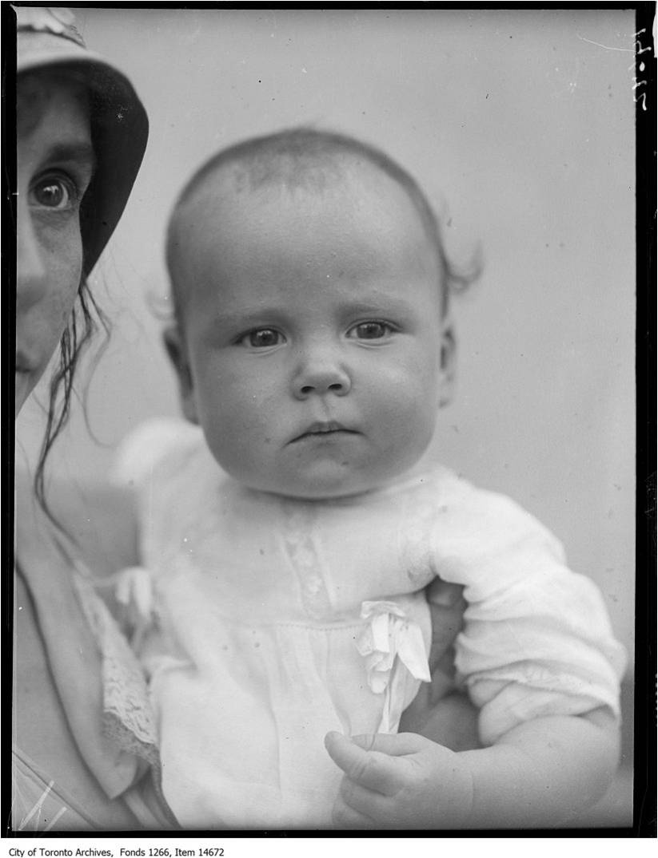 19280903TARCH CNE Baby Show Muriel Evans 807 Craven Rd