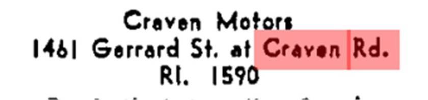 19540517GM Garage Gerrard and Craven