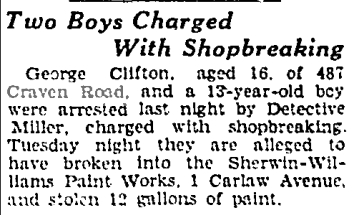 487 CR 19311001GL Juvenile delinquents