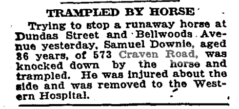 573 CR 19240814GL Trampled by horse