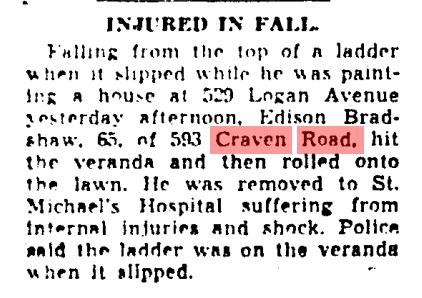 593 CR 19430723GM Injured in fall