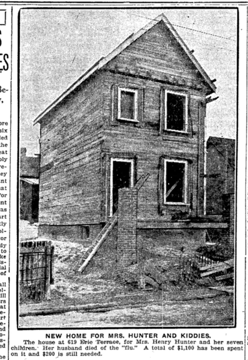 617 CR 19190117TS Hunter House