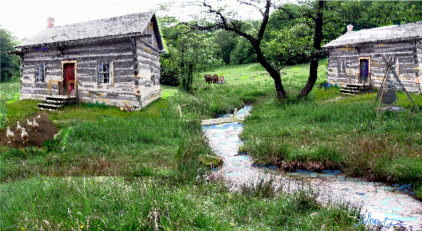 Ashbridges Cabin