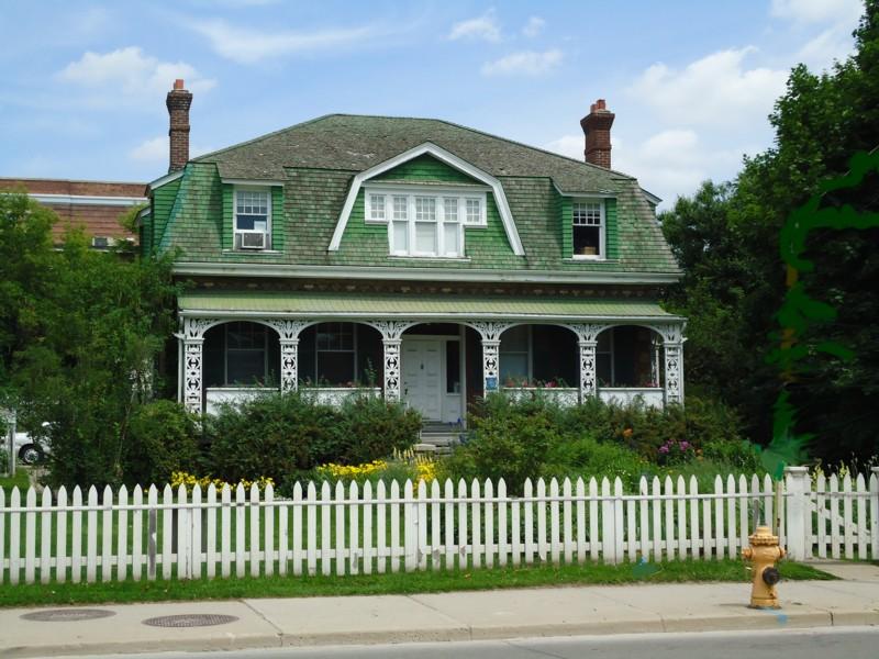 Ashbridges House