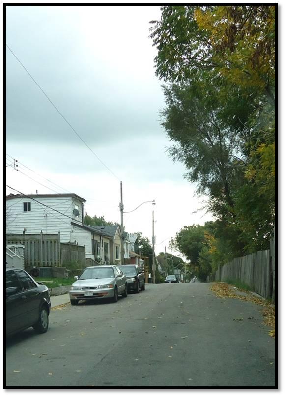 Craven Road today