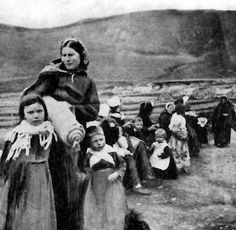 Children of Kilda Outer Hebrides