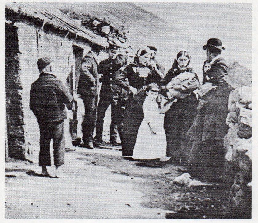 Highland Eviction