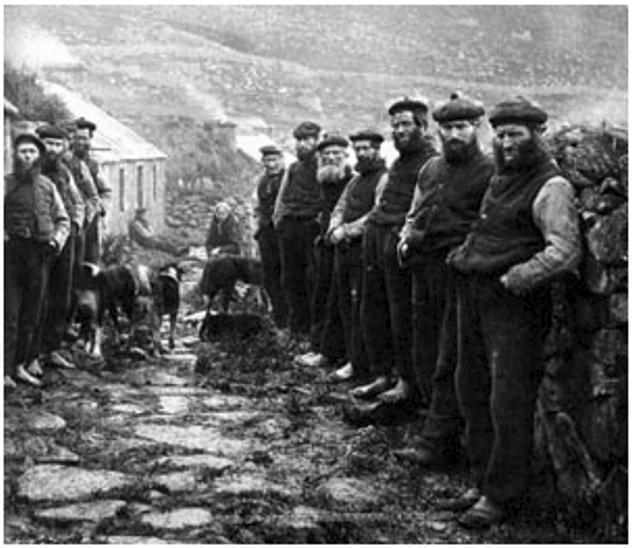 Men of St Kilda