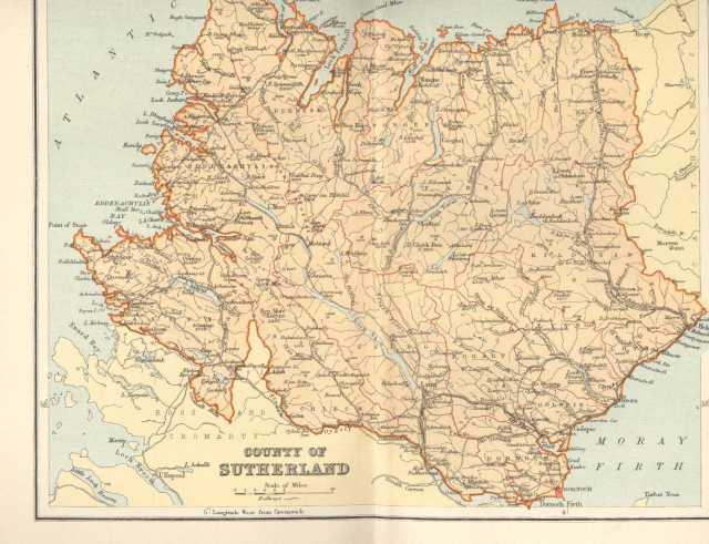 Sutherlandshire 1896