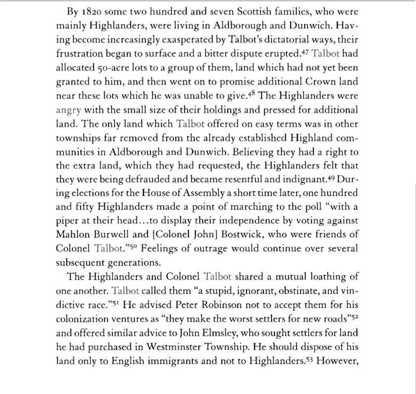The Scottish Pioneers of Upper Canada, 1784-1855 Glengarry and Beyond Lucille H. Campey Dundurn 2005