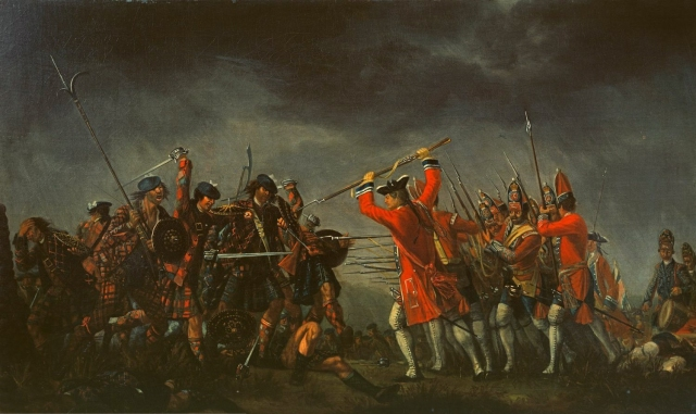The_Battle_of_Culloden David Morrier
