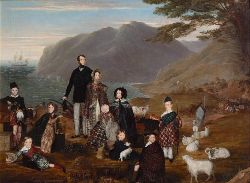 William_Allsworth_-_The_emigrants_-_Google_Art_Project