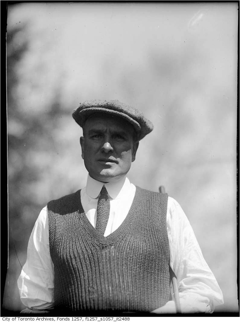 George Cummings, October 2, 1925