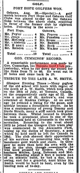 Globe, August 30, 1901