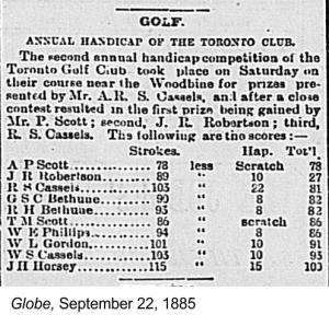 Globe, September 22, 1885