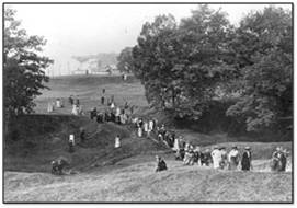 Toronto Golf Club 1910 Canadian Ladies' Championship