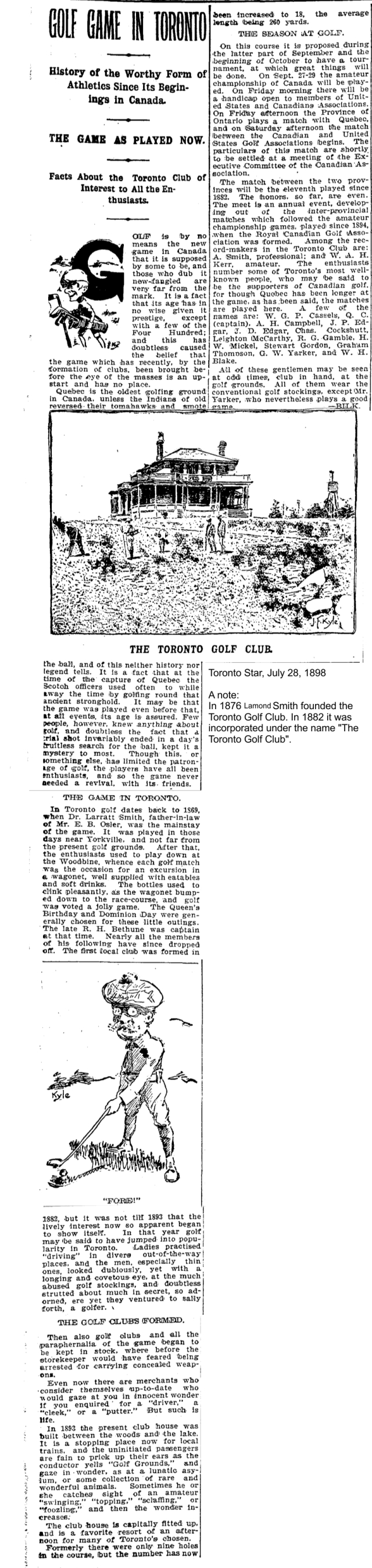 Toronto Star, July 23, 1898 whole article.jpg