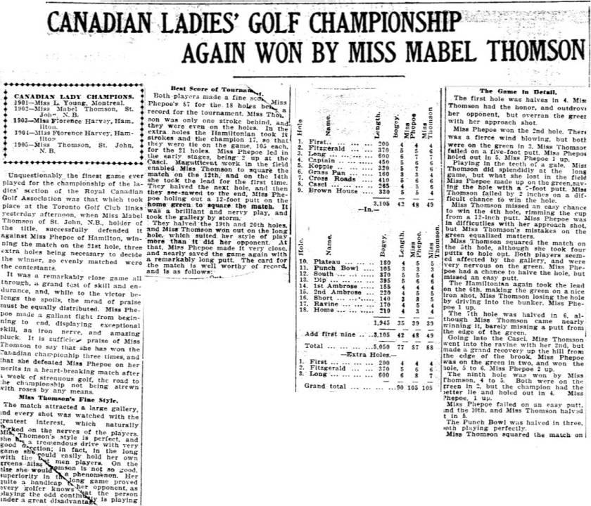Toronto Star, September 26, 1906