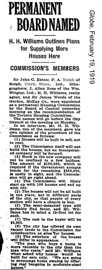 globe-february-19-1919-toronto-housin-co