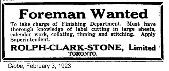 globe-february-3-1923-foreman-wanted