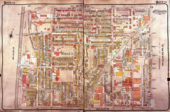 1924 Goad's Atlas